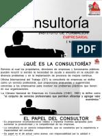 Consultoría