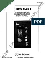 Manual Iq Dataplus II