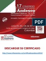 Memorias Congreso 2015