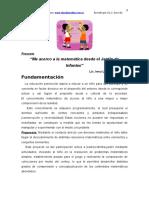 Irma Del Prado- Proy Matematicas