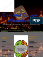 CREATIVIDAD, CONCEPTO Y COMUNICACIÓN