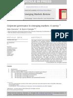 Survey GC Emerging Markets