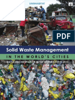 Solid Waste World Cities 2010