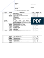 planificare Actionari pneumatice