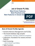 Best of Oracle PLSQL 11g