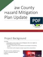Hazard Mitigation Planning Process