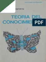 Maurice Cornforth Teoria Del Conocimiento