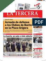 Diario La Tercera 06.06.2016