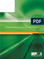 Agile Certified Practitioner Handbook Acp