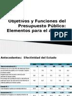 1-Las FuncionesyObjetivos Del Presupuesto Publico Roger-Salhuana-BM