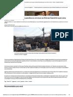 Protesto de Policiais Civis Paralisa Os Serviços No Detran Gameleira Por Uma Hora e Meia - Gerais - Estado de Minas