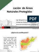 Zonificacion Areas Naturales Protegidas