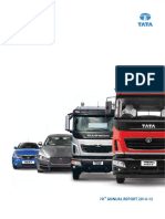 Tata Motors Annual Report 2014-15