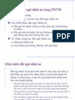 Chuong 5 Dai ngo nhan su