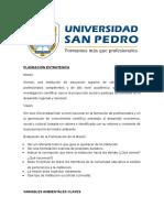 Prediccion Empresarial Universidad San Pedro