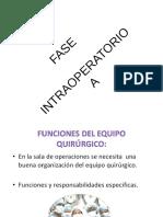 Funciones de La Enfermera Qx y Circular
