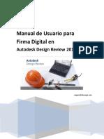 Manual de Uso Para Autodesk Design Review