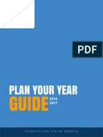 Plan Your Year Guide 2016-2017