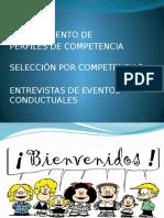 Levantamiento Perfiles, Seleccion x Competencias, Eec 2.0
