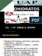 Clase 5. Carbohidratos