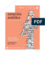 Intuición Estética