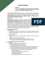 Especificaciones Tecnicas Supervisor Ascensor