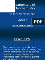 Fundamentals of Electrochemistry