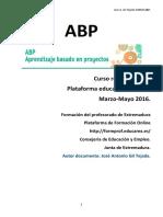 Proyecto Abp - La Longitud (Mayo 2016)