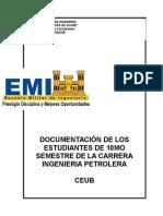 CARATULA Envio Documentos La Paz