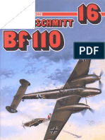 Monografie Lotnicze 16 - Messerschmitt Bf-110