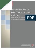 Monografía de Estudio de Mercado de Una Empresa Avícola