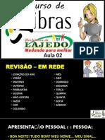 Curso de Libras 2016 - Aula 04 01