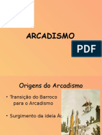 Arcadismo Enem 1