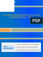 Plano de Seguridade Social dos Congressistas