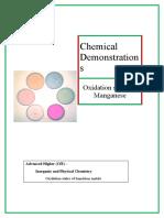 Manganese Oxidation States