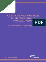 Boletin Jurisprudencia - Def Nacion Pp