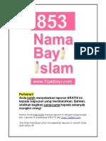 Ebook853nama Namauntukbayiislam 131023113652 Phpapp01