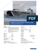 Product Sheet Landing Ship Transport 120