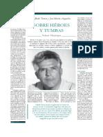 Alfredo Torero y Arguedas Reseña