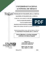 Enrico Martínez y El Primer Desague Artificial