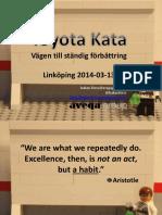 Toyota Kata - Vagen Till Standig Forbattring Responsive 2014-03-13