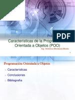 Programacion III - Características de La POO