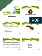 Programacion II - Tema 3 - Estructuras Condicionales y Alternativas