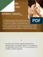 Técnicas de Estimulación Sexual en Ambos Sexos