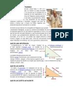 Bibliografía de Pitagoras