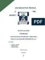 aplicaciones proyecto