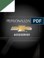 Personalizacion Chevrolet 2