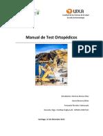 Manual de test ortopedicos Udla 2015