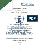 Proyecto Derecho Comercial y Laboral Final
