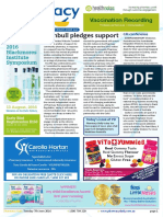 Pharmacy Daily for Tue 07 Jun 2016 - Turnbull pledges support, SHPA research think tank, Amcal launches into China, Guild Update and much more